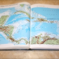 My childhood Atlas