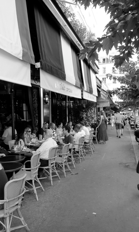 Montmartre restaurants