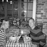 Dining in Montmartre
