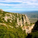 Benedictine monastery of Santa Maria de Montserrat
