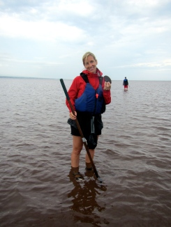 PEI-Clam-Digging-Kayaking