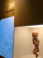 Kubrick Exhibit: 2001: A Space Odyssey