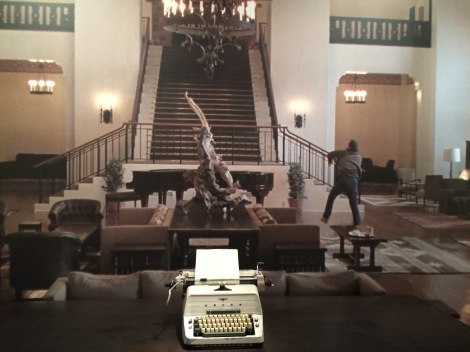 Kubrick Exhibit: The Shining